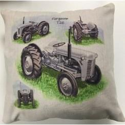 Little Snoring Ferguson T20 Tractor Cushion