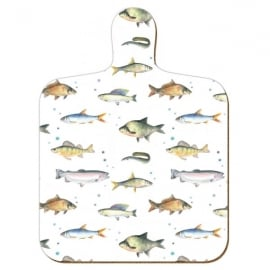 Coleshill Design Fish Chopping Board - Ceinwell Campbell