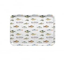 Coleshill Design Fish Large Tray - Ceinwell Campbell
