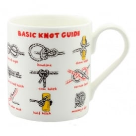 McLaggan Smith Fishing Knot Guide Large Mug