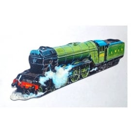 Lark Designs Flying Scotsman Cut Out Jumbo Magnet
