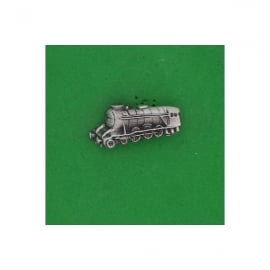 David Hindwood Flying Scotsman Pewter Lapel Pin