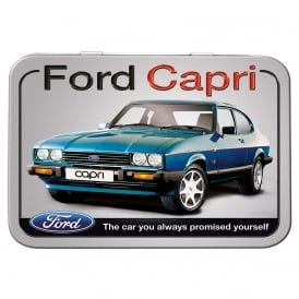 Fiesta Studios  Ford Keepsake Tin - Capri - Pack of 3