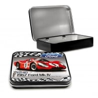 Fiesta Studios Ford Keepsake Tin - GT40 - Set of 3