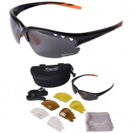 Mile High Fushion Polarised Cycling Sunglasses