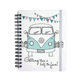 Elgate Getting There VW Campervan Notepad