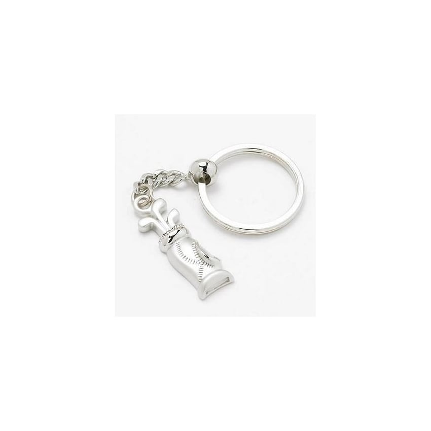 Onyx-Art Golf Bag Keyring