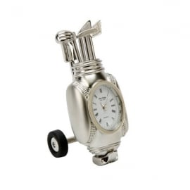 Widdop Golf Cart Minature Clock