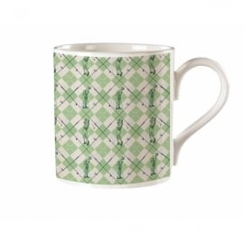Coleshill Design Golf China Mug - Ceinwen Campbell