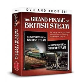 Demand Media Grand Finale Of British Steam DVD