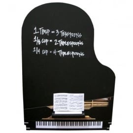 Music Gifts Company Grand Piano Chalkboard