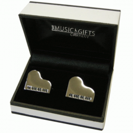 Music Gifts Company Grand Piano Cufflinks