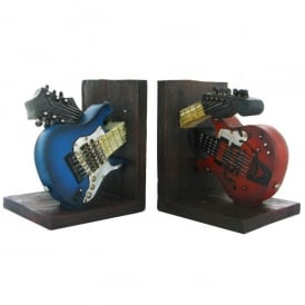 Fiesta Studios Guitar Heavy Bookends
