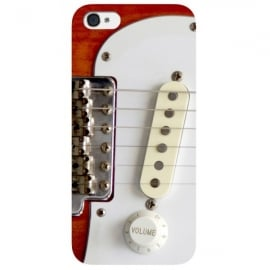 Cubic Guitar iPhone 5 Case - Live Fast Scribe Young