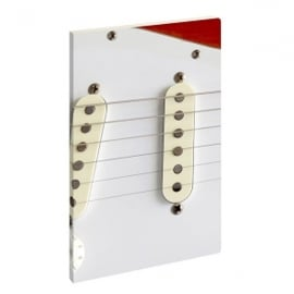 Cubic Guitar Notebook -  Live Fast Scribe Young
