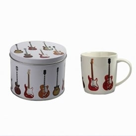 Leonardo Guitars Mug In a Tin