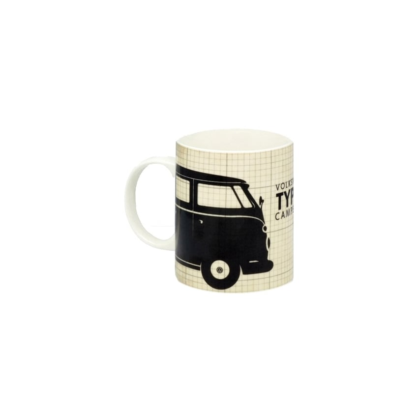 Elgate Type 2 VW Campervan Mug