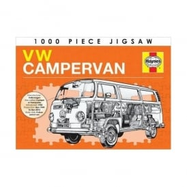 Demand Media Haynes VW Campervan Jigsaw -1000 Pieces