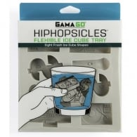 Cubic Hip Hopsicles Music Ice Cube Tray