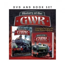 Demand Media History of the GWR DVD & Book Set