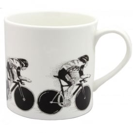 McLaggan Smith Hot Pursuit Cycling Large Mug