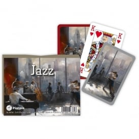 Gibsons Jazz Playing cards - Twin Pack