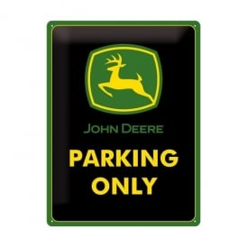 Casa Grande John Deere Parking Large Tin Sign