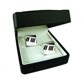 Music Gifts Company Keyboard Premier Cufflinks