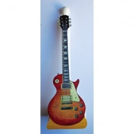 Lark Designs Les Paul Guitar Kitchen Roll Holder