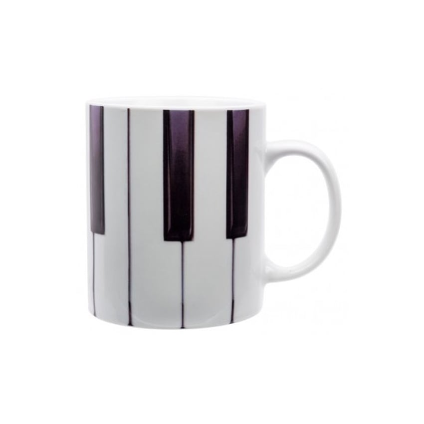 Cubic Live Fast Scribe Young Piano Mug