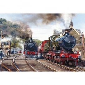 Gibsons Living Legends Jigsaw - 500 Pieces