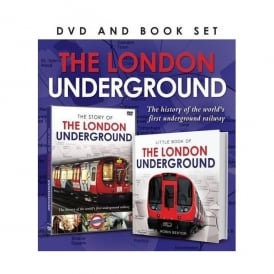 Demand Media London Underground DVD & Book Set