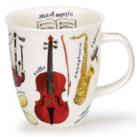 Dunoon Making Music Cello Nevis Mug