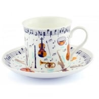 Leonardo Making Music Cup and Saucer Set