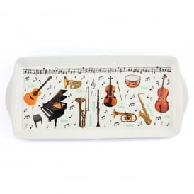 Leonardo Making Music Large Kitchen Melamine Tray