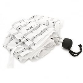 Music Gifts Company Manuscript White Umbrella