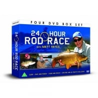 Demand Media Matt Hayes 24 Hour Rod Race 4 x DVD Gift Set