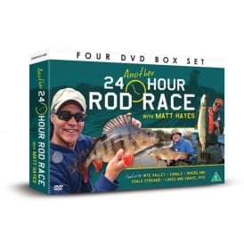 Demand Media Matt Hayes Another 24 Hour Rod Race 4 x DVD Gift Set