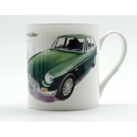 Little Snoring MGB Mug