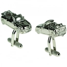 Onyx-Art Mini Convertible Cufflinks