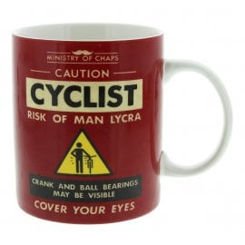 Ministry Of Chaps Cyclist Mug