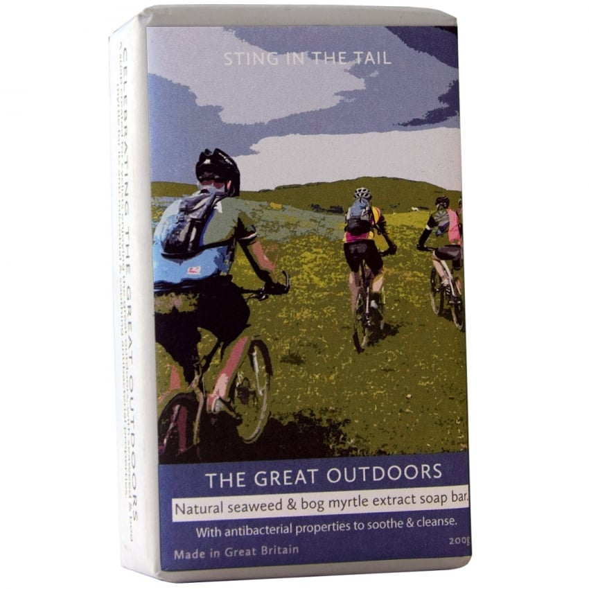 Sting in the Tail Mountain Biking Soap 200g