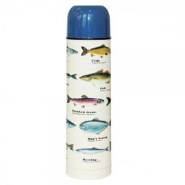 Gift Republic Multi Fish Thermos Flask