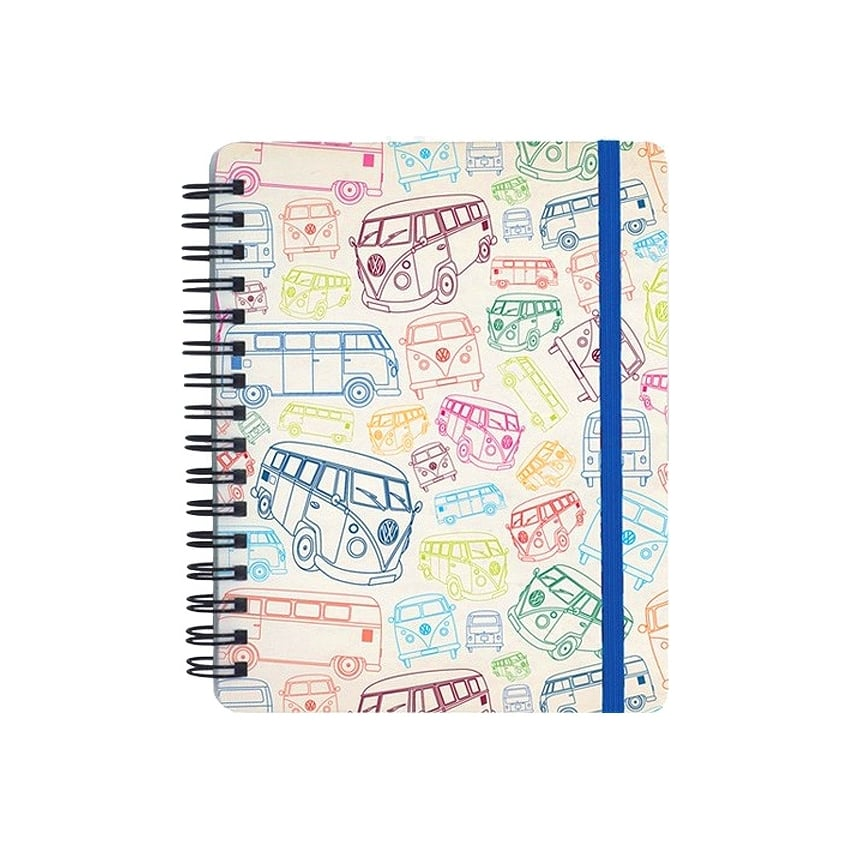 Elgate Multi Lines VW Campervan Notepad