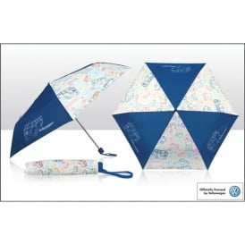 Elgate Multi Lines VW Campervan Umbrella