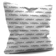 House Of Cushions Multi Pike Filled Cushion