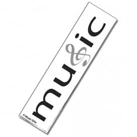 Music Gifts Company Music Bookmark