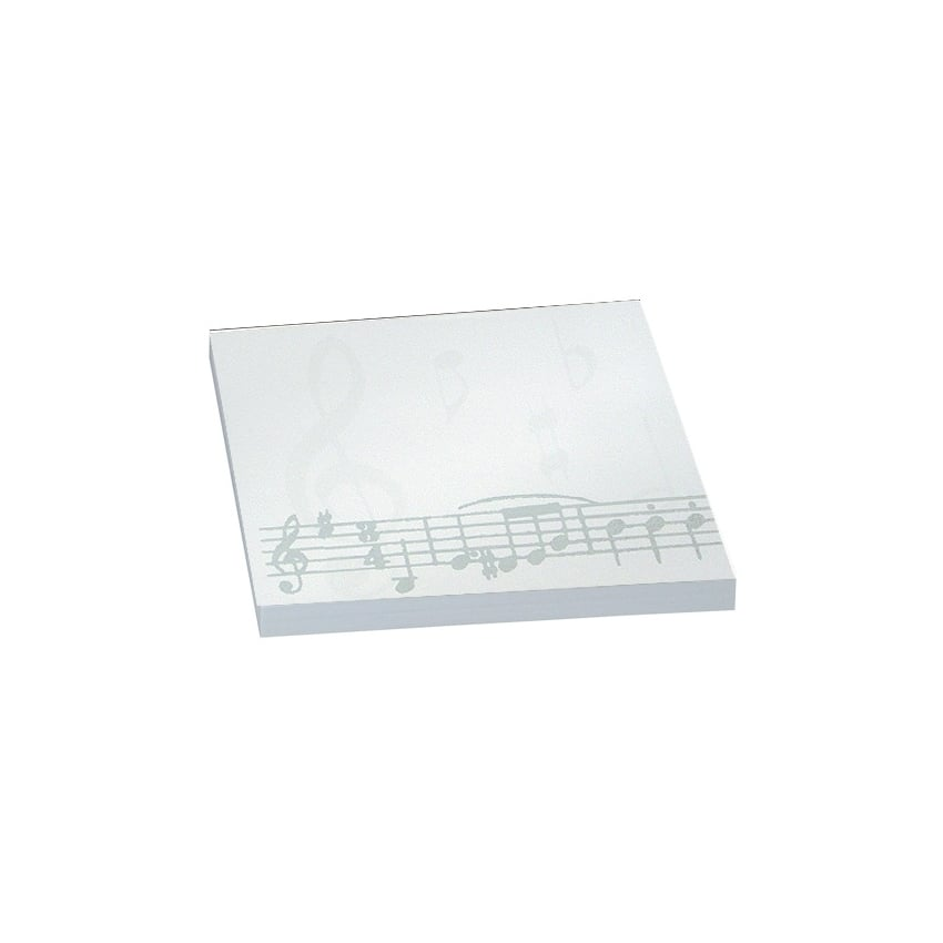 Music Gifts Company Music Notes Sticky Notes