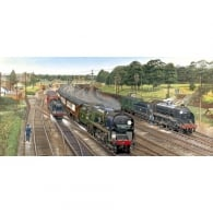 Gibsons New Forest Junction Jigsaw - 636 Pieces
