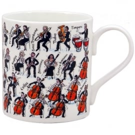 McLaggan Smith Orchestra Large Mug